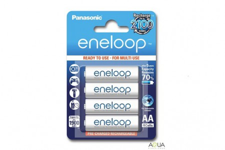 Panasonic Eneloop Batterie